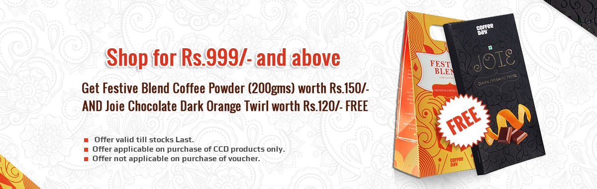 Shop for Rs.999/- and above