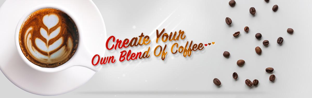 create custom coffee , custom coffee