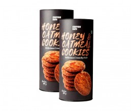 Honey & Oat Meal Cookies (Pack of 2)