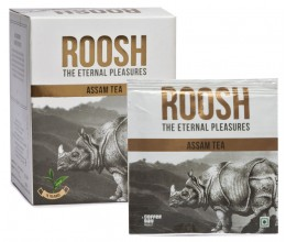 ROOSH ASSAM FUSO TEA BAG (Pack of 2)