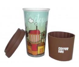 Ceramic Mug - Coffeetopia