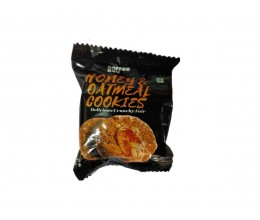 HONEY & OATMEAL COOKIES - 25 GMS  (Pack of 20)