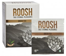 ROOSH Green FUSO Tea bag (Pack of 2)