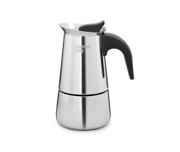 Stovetop Espresso Maker SS - 2 Cups