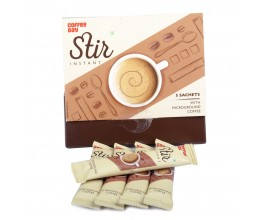 STIR INSTANT COFFEE 5'S PACK( PACK OF 5)