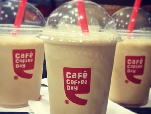 Cafe Coffee Day Coffee Vending Machine
