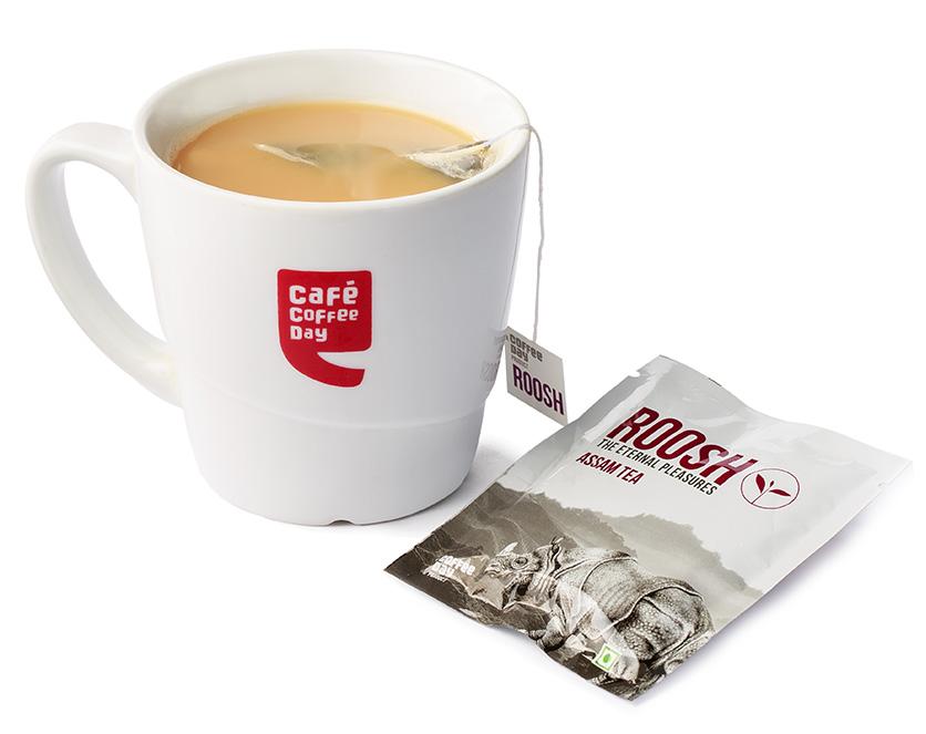 CCD - Assam Tea