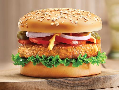 CCD - Big Crunch Chicken Spicy Burger