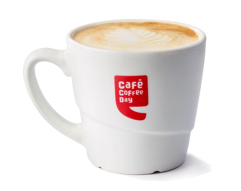 café latte café coffee day