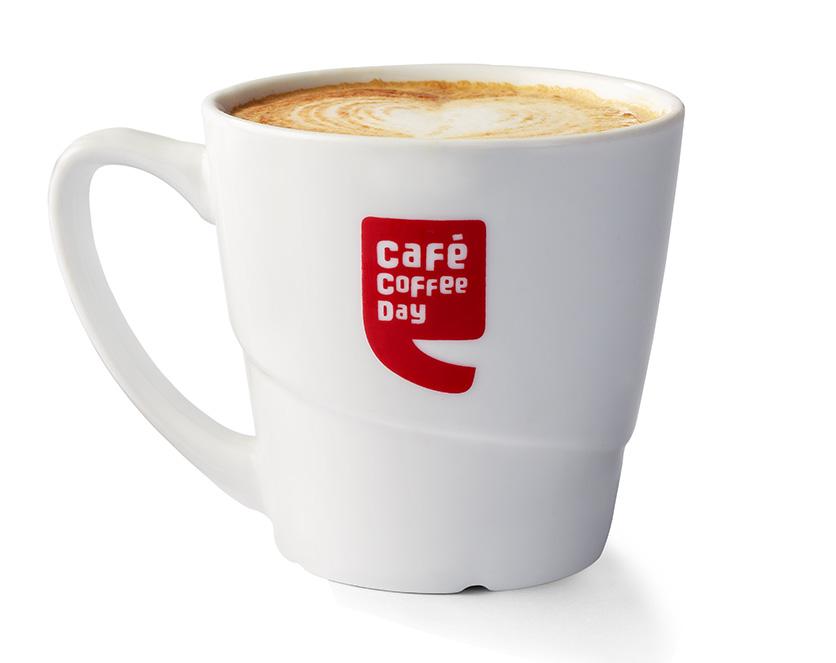 classic cappuccino café coffee day