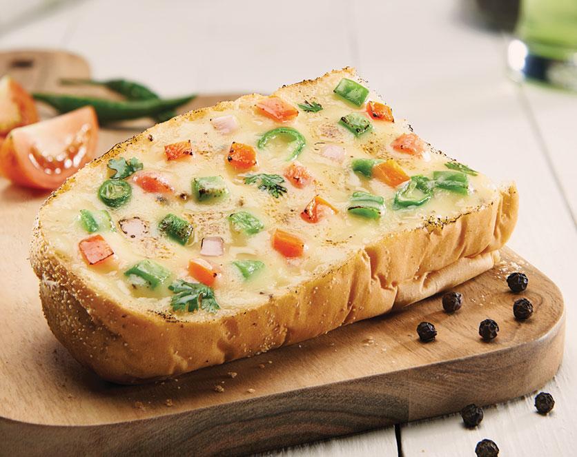 Chilli Cheese Toastizza