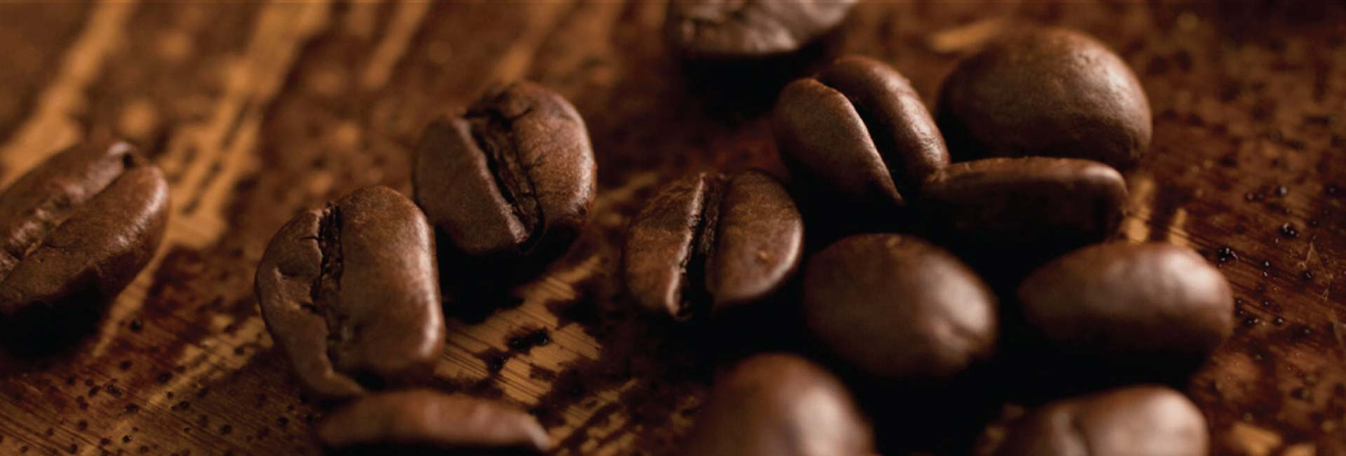 Café Coffe Day Coffee beans Banner