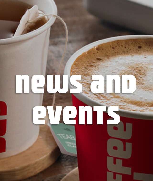 Café Coffe Day News banner