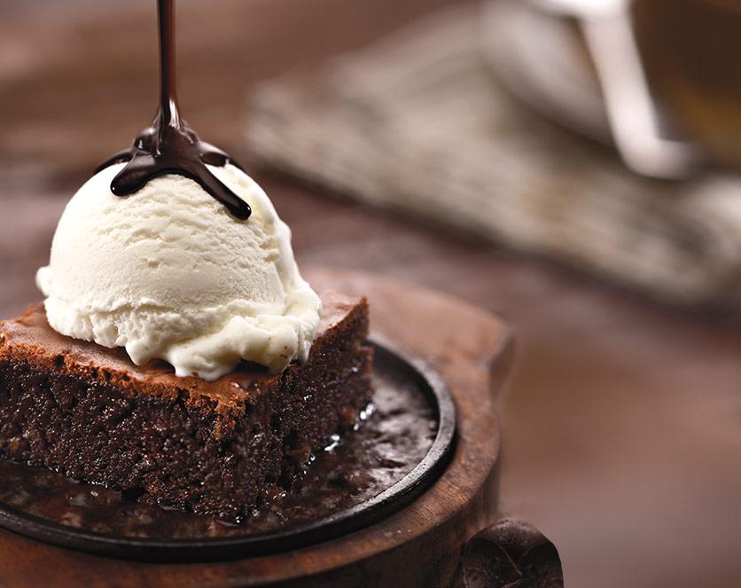 Sizzle Dazzle Brownie